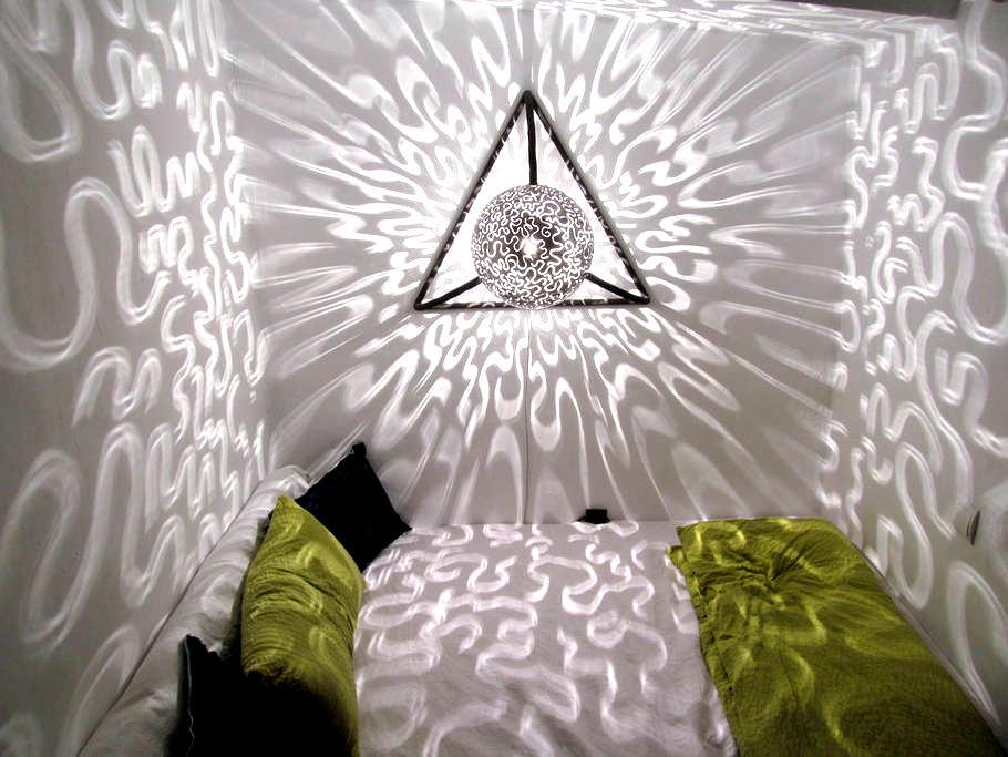 Cozy room in artist residence - San Rafael