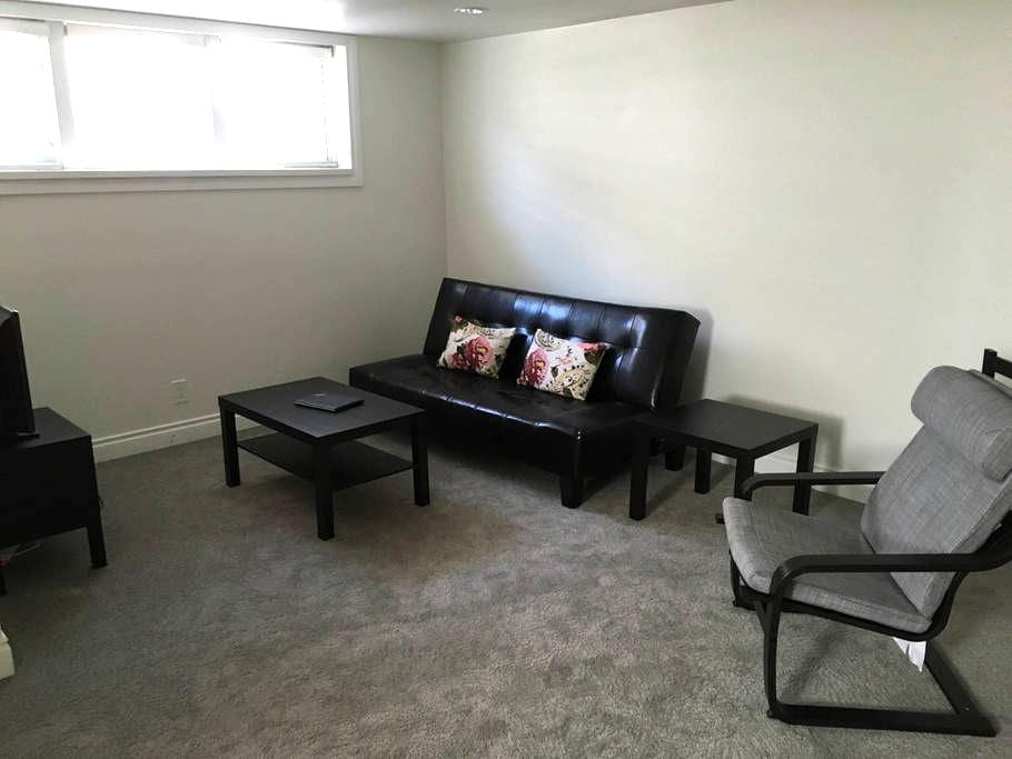 Bright newly renovated suite - Lethbridge