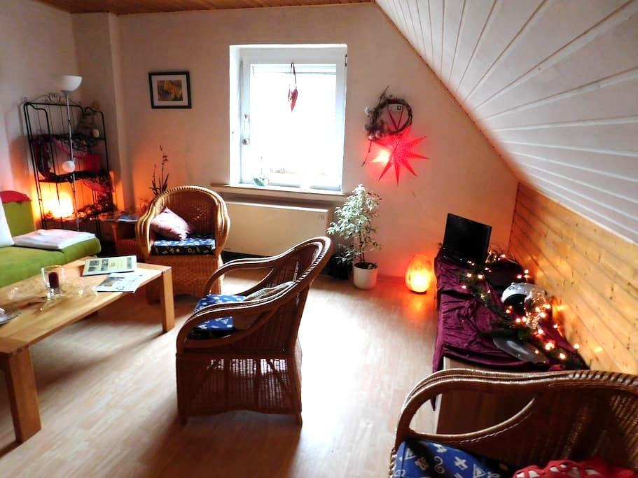 Rigani Ferienwohnungen: App Sirona - Gerolstein - Lägenhet