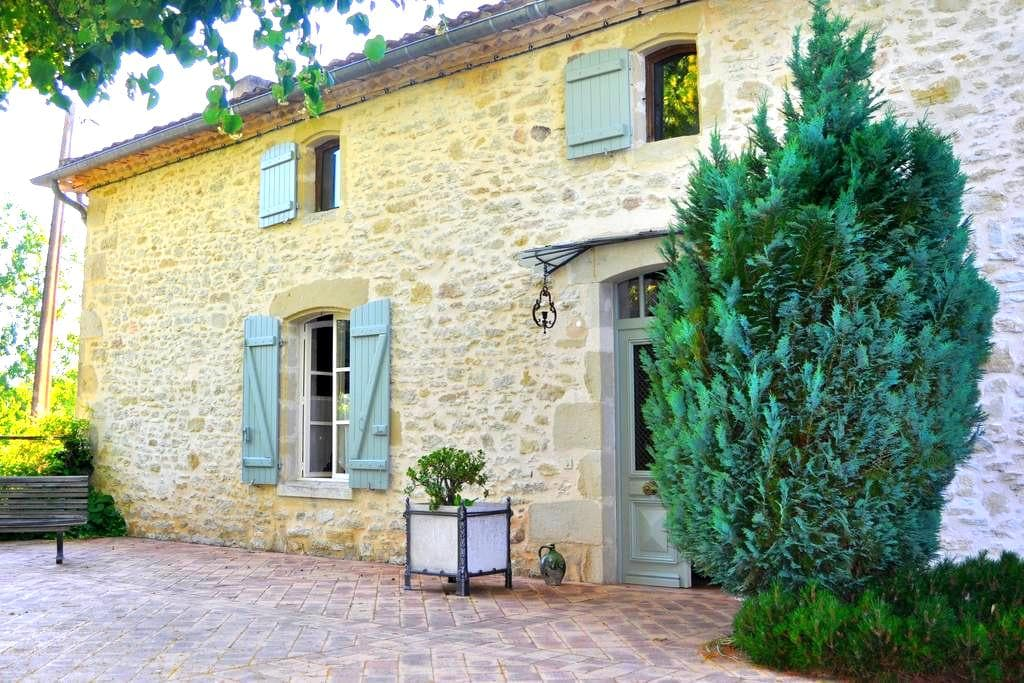 Au Canton- chambre n° 1 - Saint-Sève - Bed & Breakfast