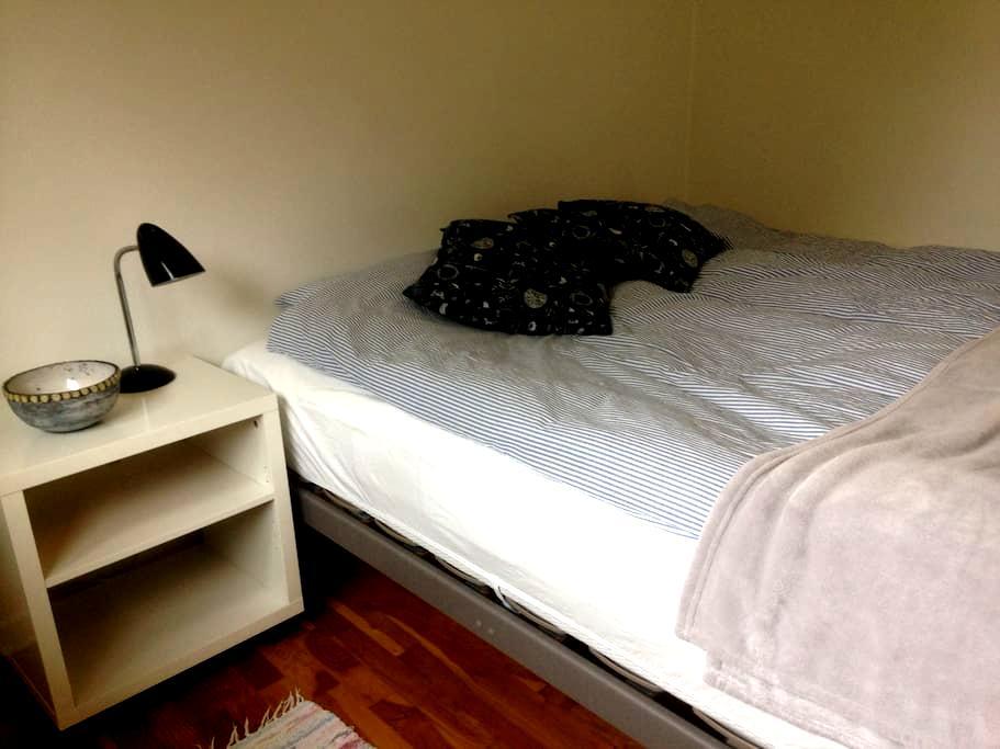 Lille lyst værelse, plads til to. - Odense - Hus