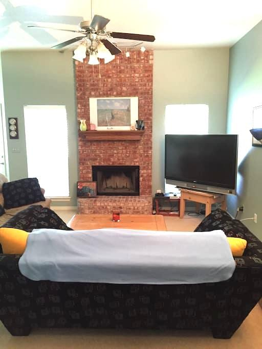 Second room in my house - Temple