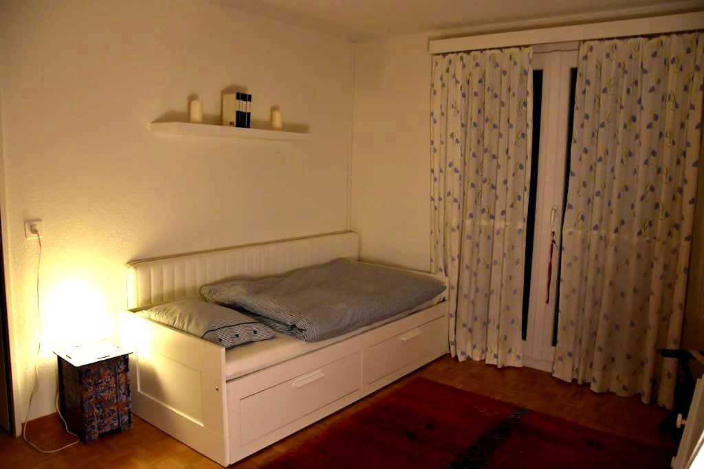 Zimmer bei junger Familie - Münchenstein - Casa