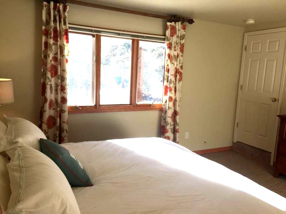 Well Appointed Attached Guest House - Estes Park - House