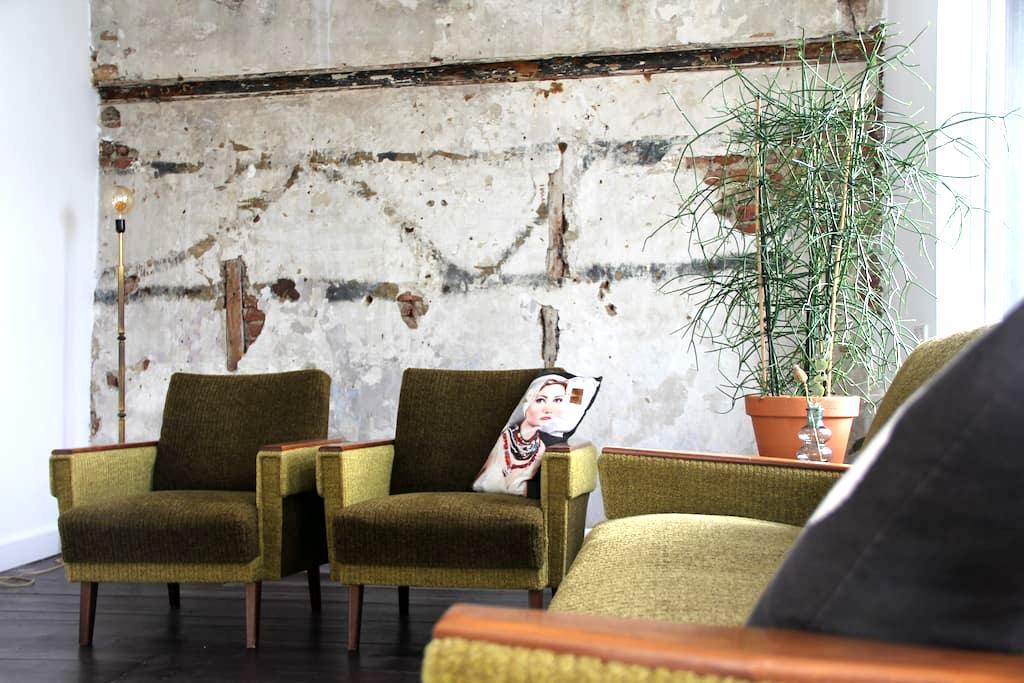 Het Fransche Schild, authentiek design appartement - 米德尔堡(Middelburg) - 公寓