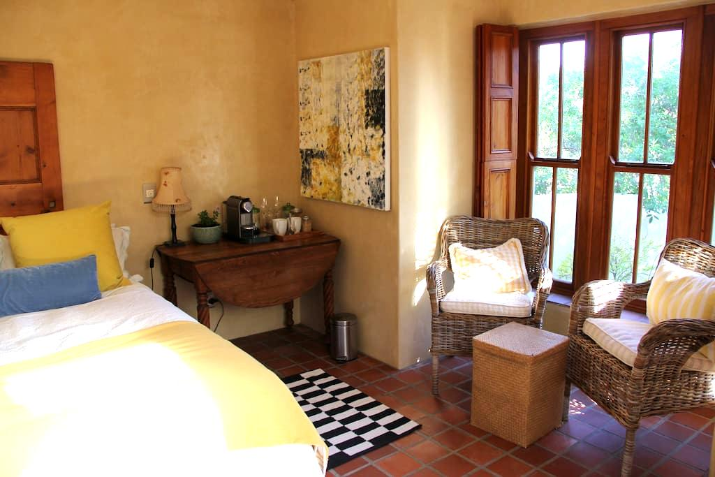 Private Room in Franschhoek - Franschhoek - Dom