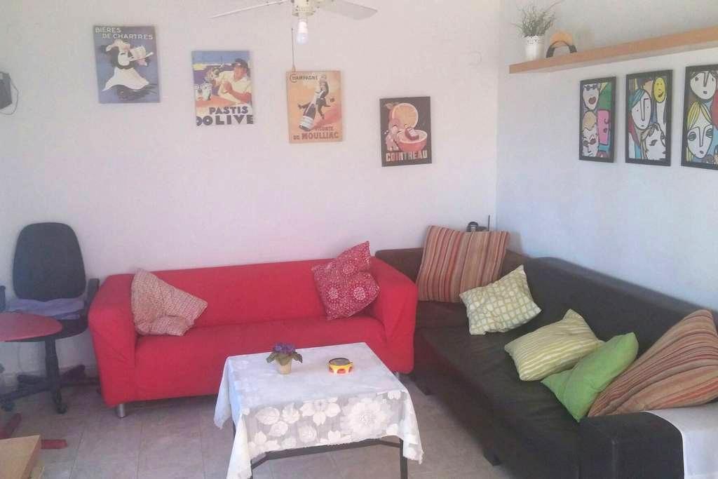 Lev Tenne's KINCHO - Netiv HaAsara - Apartment