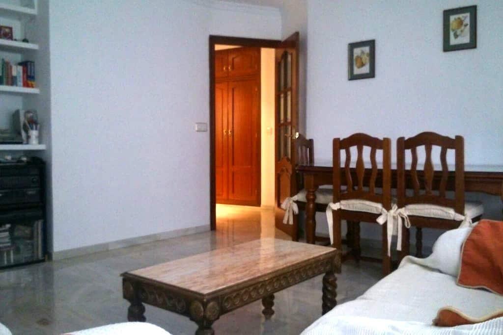 Apartamento luminoso en el centro de Andalucía - Doña Mencía