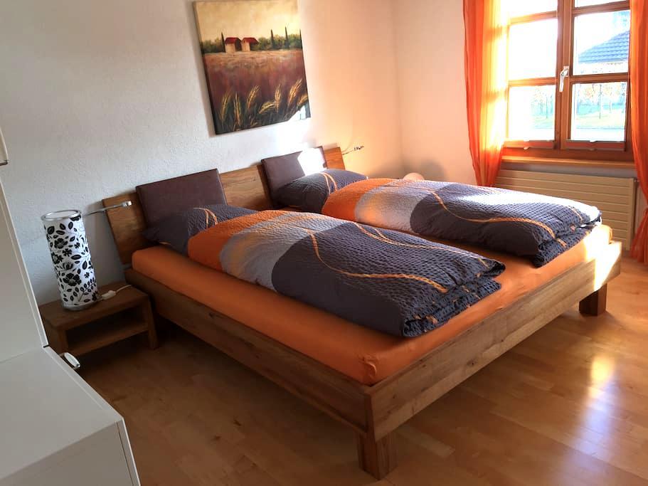 2-Zimmer-Wohnung Thurgau - Oberwangen - Apartment
