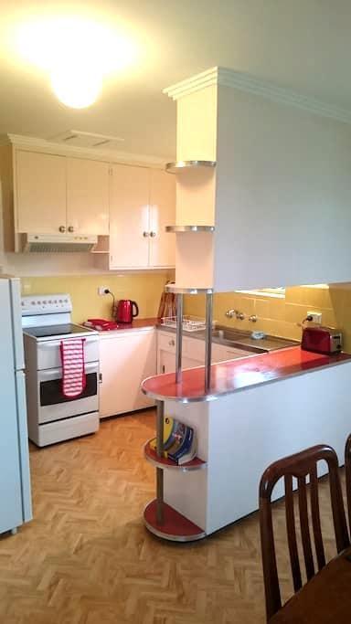 Flat 2/74 Augusta Rd. Hobart - Hobart - Apartamento