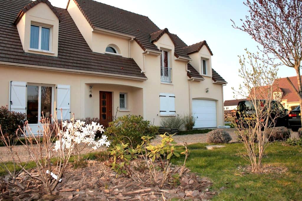 Private room, quiet and nature, garden view - Le Perray-en-Yvelines - Rumah