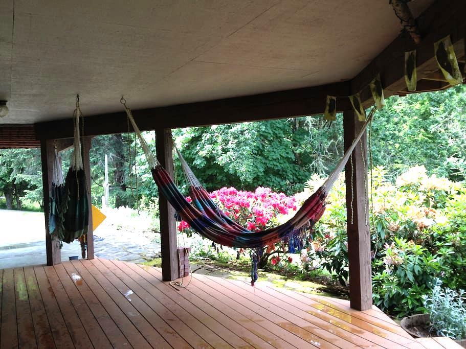 Artist studio in Nature, 3 bedrooms - Philomath