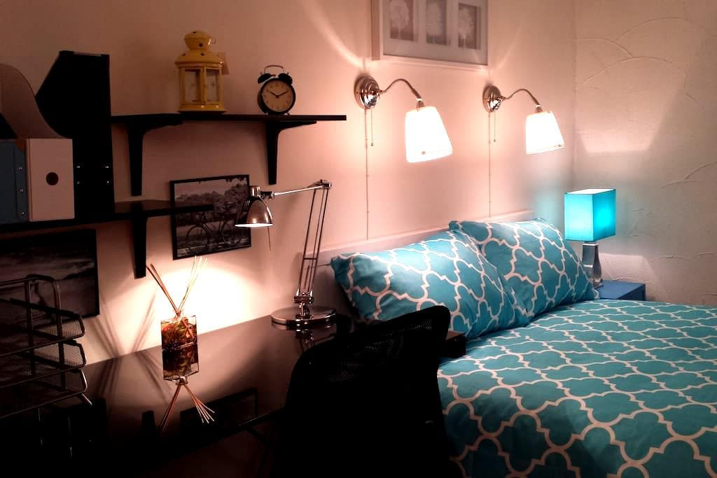 The second room is beautiful!!! - Windsor - Appartement