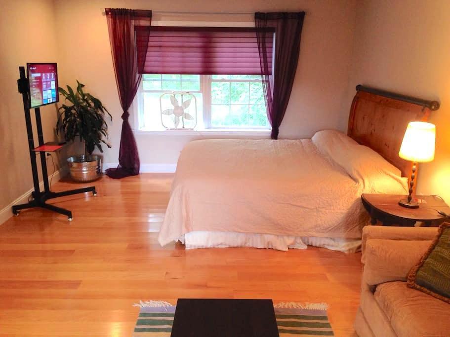 Nice Apartment Sized Room - Mohegan Lake - บ้าน