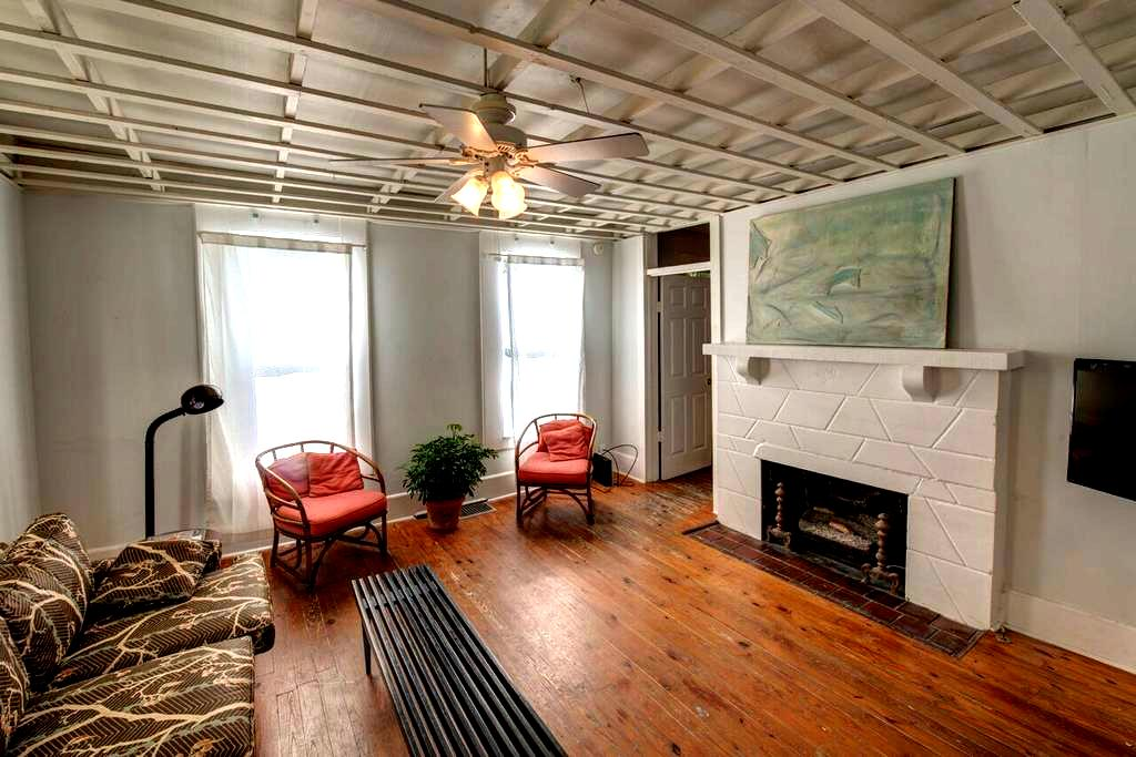 Charming historic cottage - Bloomington - Hus