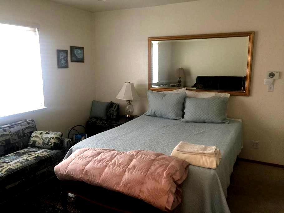Private quite In-Law suite - Moraga - Haus