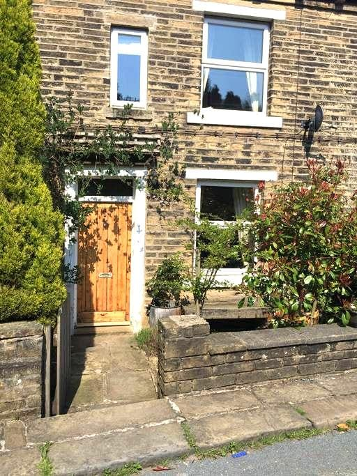 Yorkshire Mill Cottage - Luddenden Foot - 一軒家