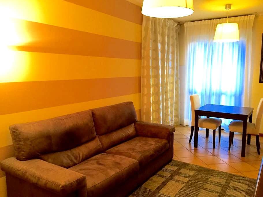 Appartamento centrale zona Stazione - Novara