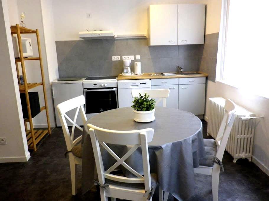 appartement confortable  ,bien équipé , lumineux - Tours