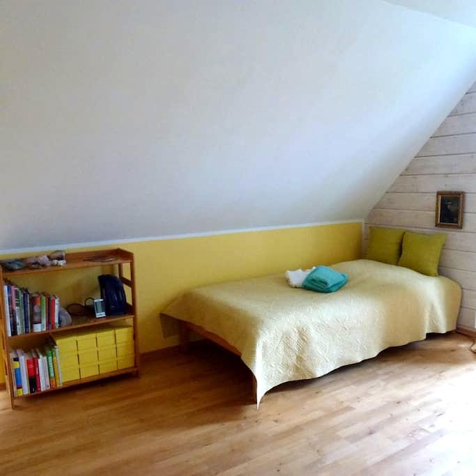 Wohlfühlen im Holzhaus nahe Bonn - Königswinter - Hus