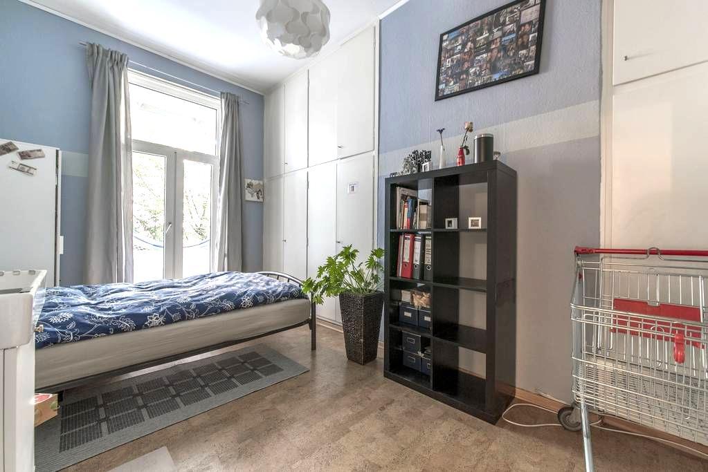 Single room in wonderland wifi - Hannover - Lägenhet
