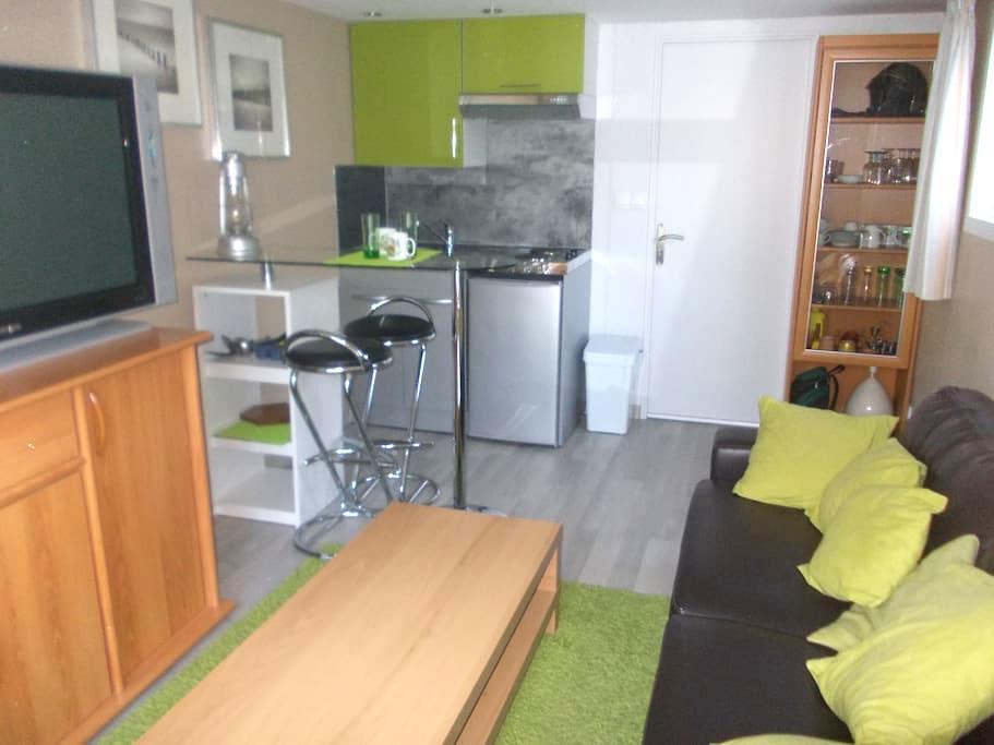 Appartement en duplex, indépendant - Guérande - Wohnung