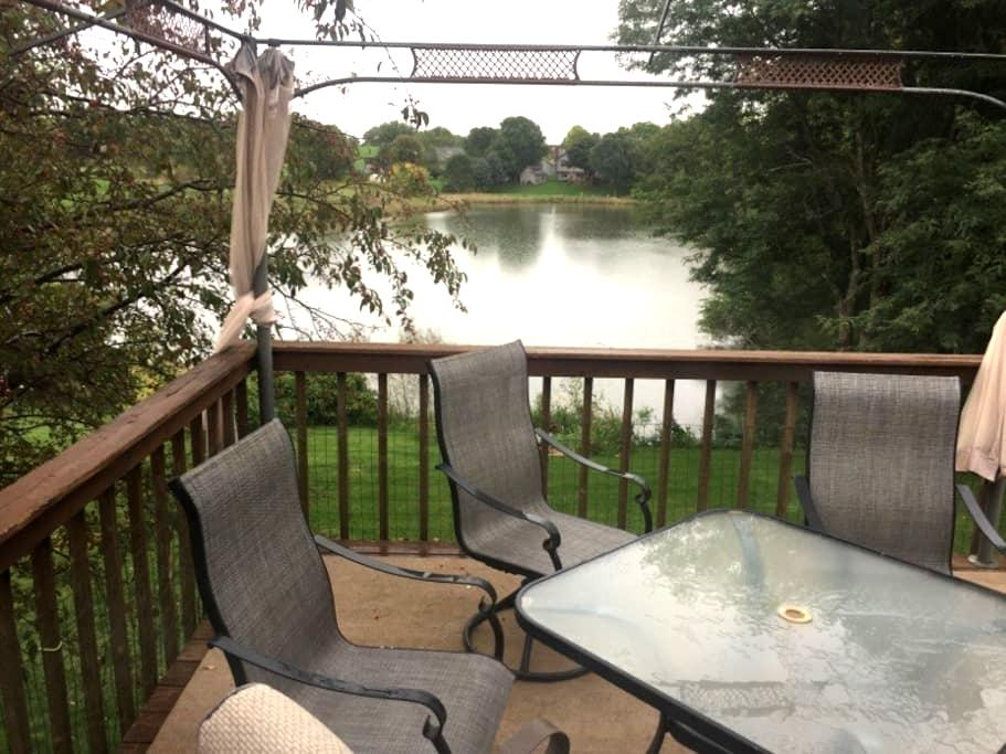 Quiet place to call home - Apple Valley