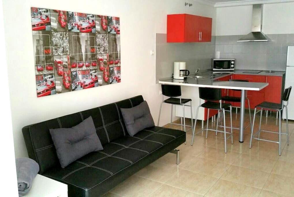 Apartamento Parque Urbano San Gregorio - Тельде