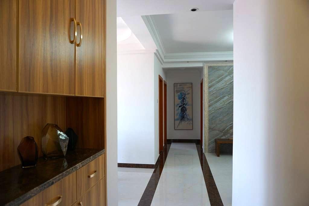 位于长沙交通枢纽黄花机场,为您的长沙之游提供便捷舒适的驿站 - 长沙 - Apartment