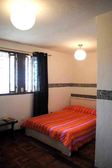 La Ruana Guatavita (double Room) - Guatavita - Bed & Breakfast