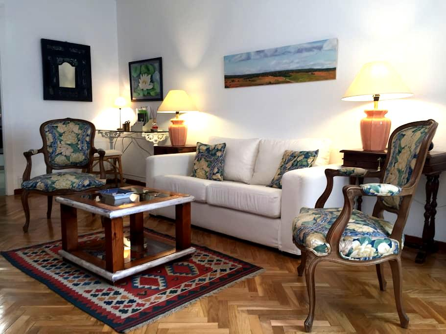 Acogedor apartamento Bernabeu. WIFI - Madrid - Flat
