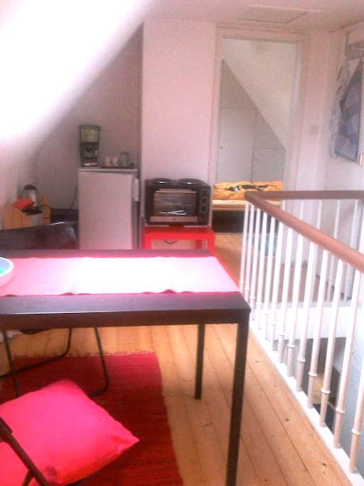 15 qm / 1,5 Zimmer gute ÖPNV Anbindung nach Köln - Bergisch Gladbach - Appartement