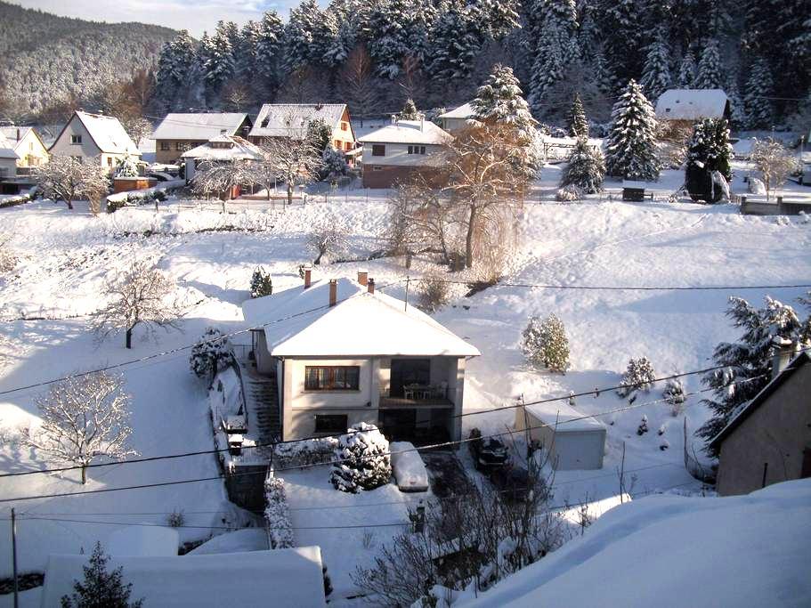 Appartement Alsacien - Rothau - Apartment