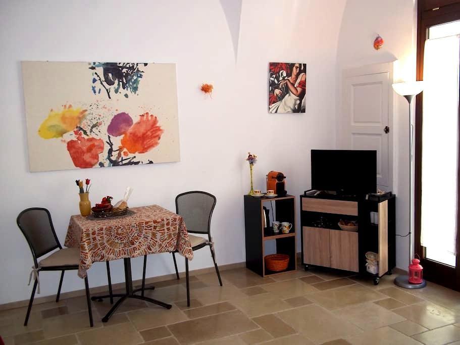 Casa Alice - Castellana Grotte - ลอฟท์