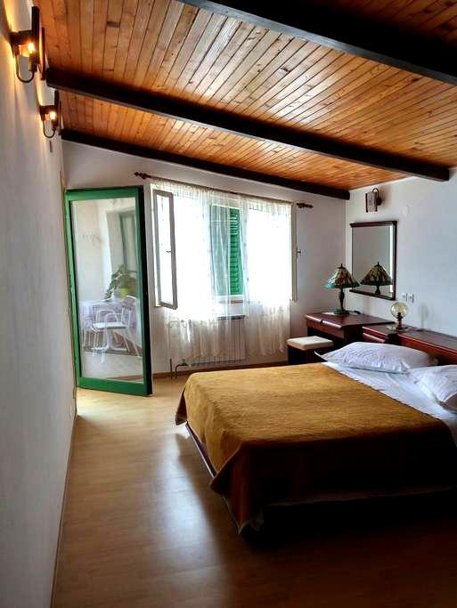 Quiet room with amaizing wiev... - Brela - Casa