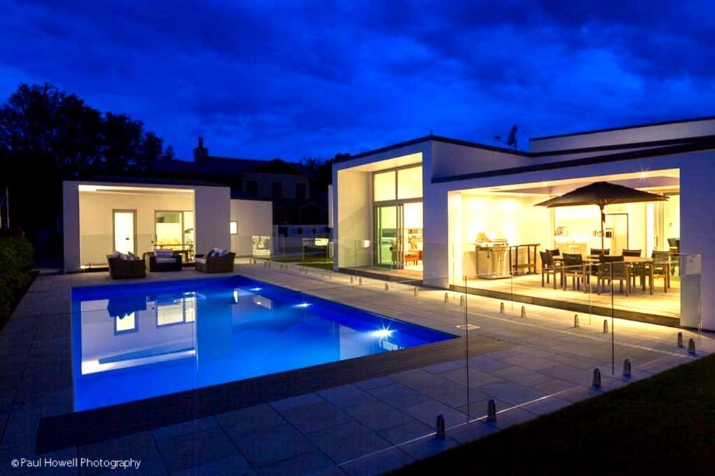 Westwood Pool House (can sleep 6) - Greytown - Hospedaria