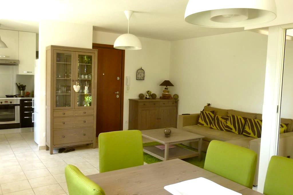 JOLI APPARTEMENT T3 AVEC JARDIN - Lucciana - Apartamento