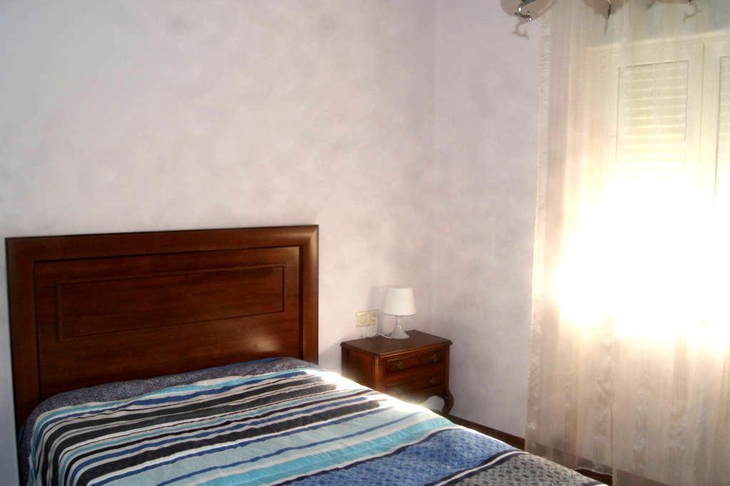 Apartamento próximo a playa y ciudad - Avilés