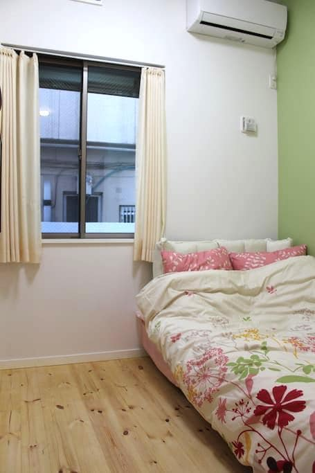 SHINJUKU / Good Location★3min walk from subway 102 - Shinjuku-ku - Apartamento