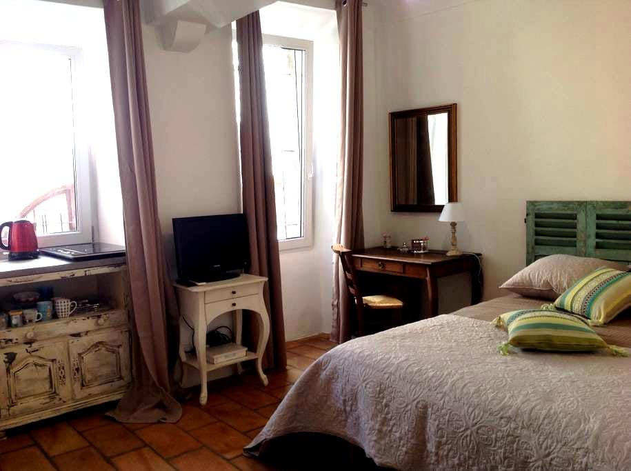 Studio au coeur du village... - Tourrettes-sur-Loup - บ้าน