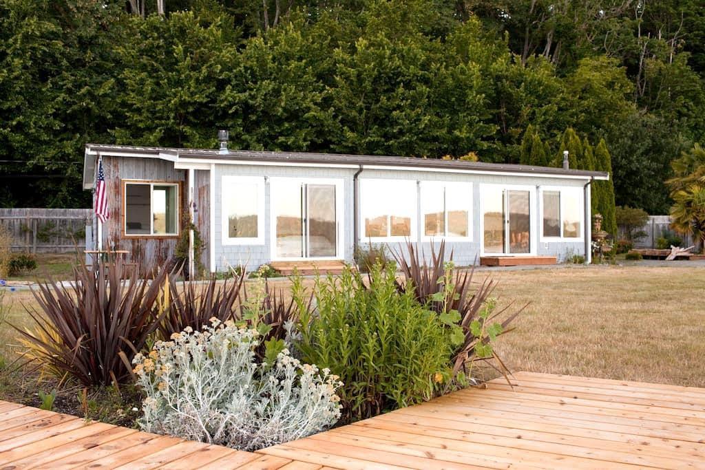 Vashon Beach Cottage - Vashon - House