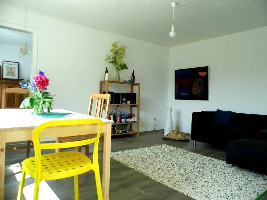 Charmante Ferienwohnung in der Eifel - Euskirchen - Appartement