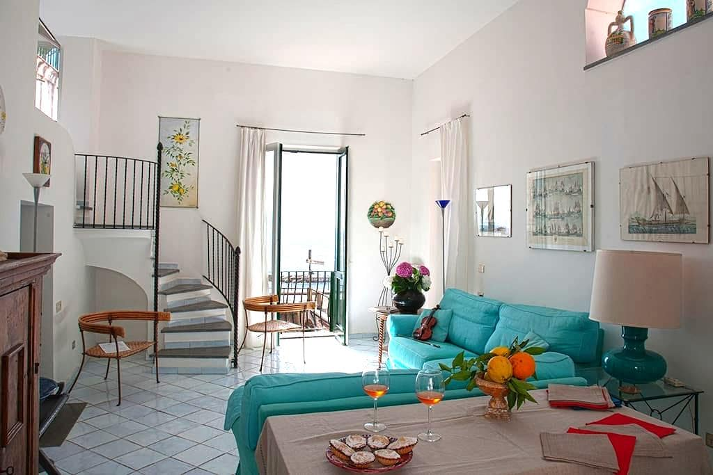 """Caesarina House""  Amalfi Coast - Atrani - Flat"
