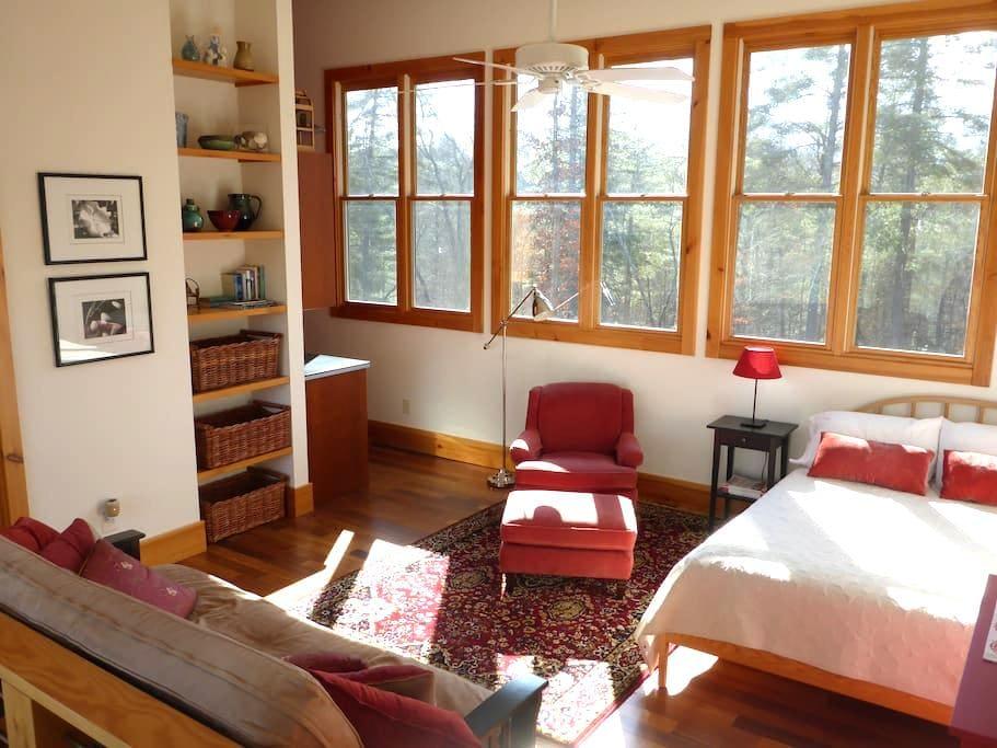 Blue Ridge View Farm - Morganton - Lägenhet