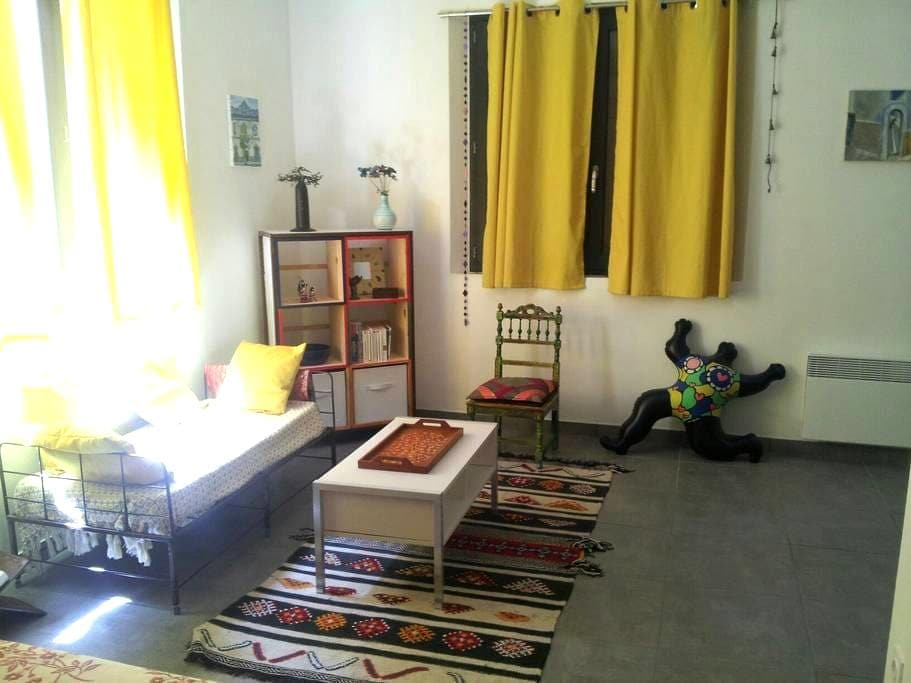 Studio coeur village de Torreilles - Torreilles - Apartment