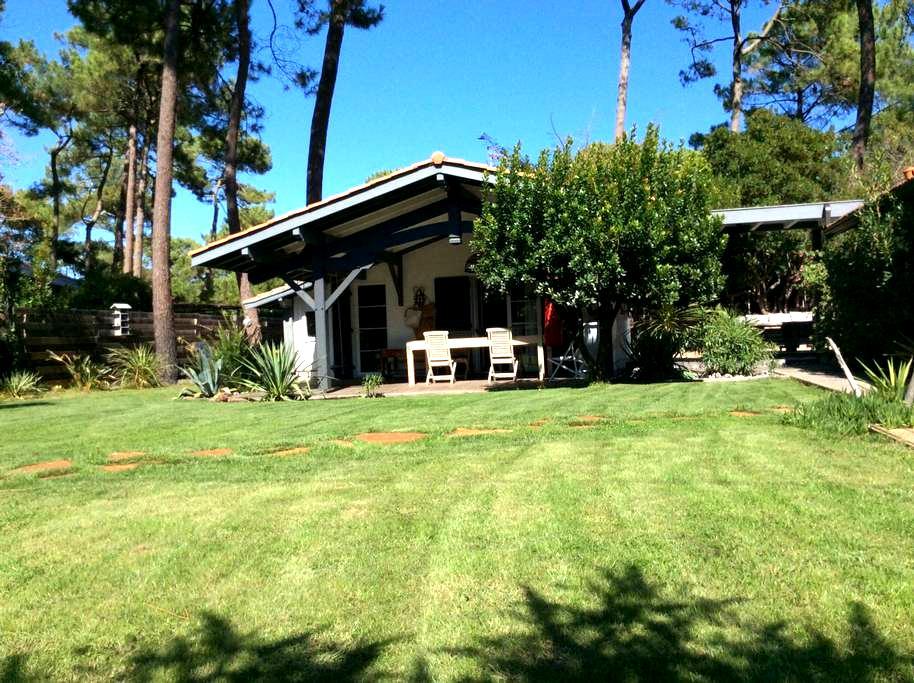 Villa Biscarrosse Plage Agnès - Biscarrosse - Casa de camp