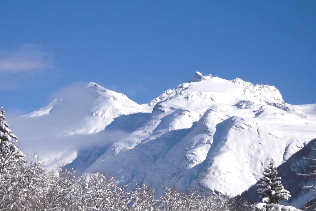 Cosy et spacieux A 5 min des pistes - Lanslebourg-Mont-Cenis