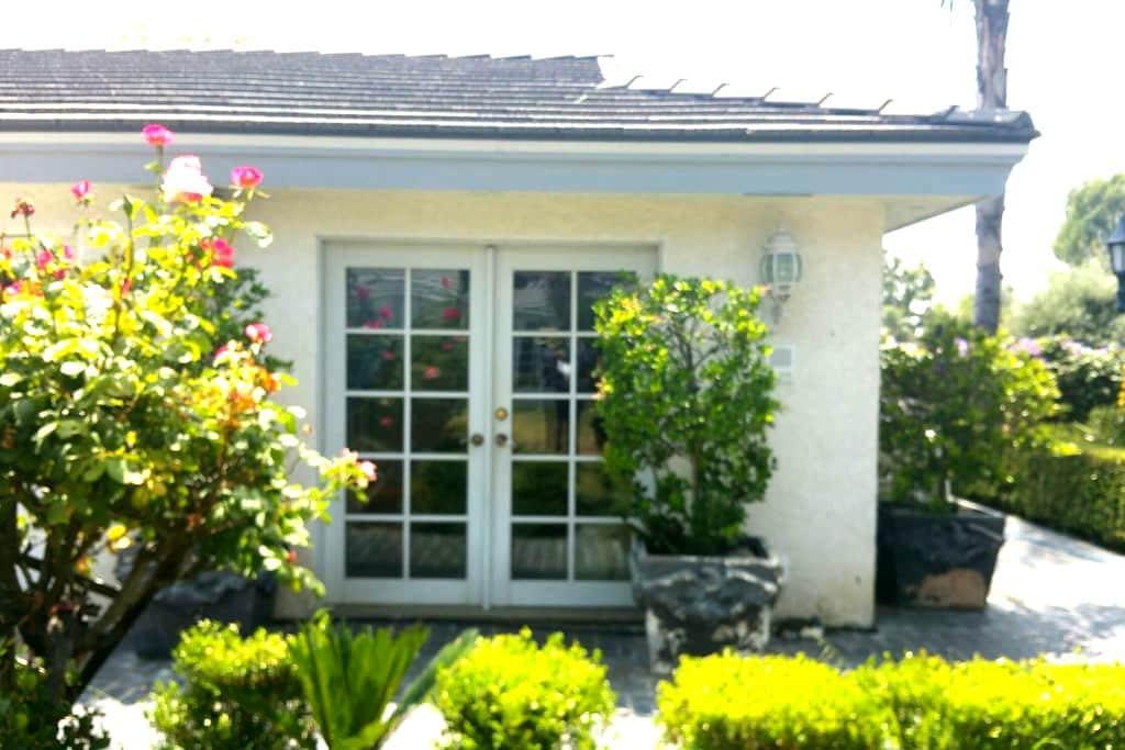 Beautiful Private Backhouse! - Upland - Rumah Tamu