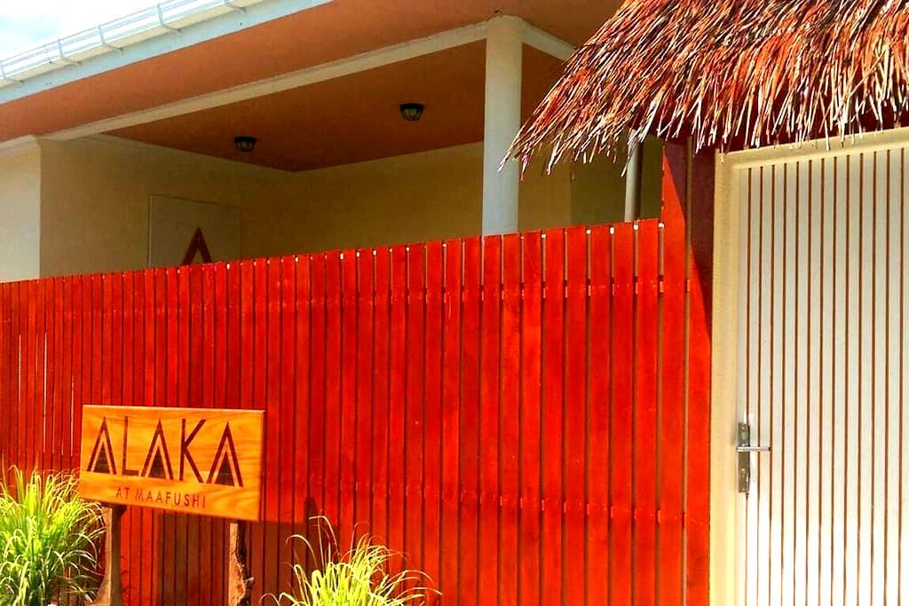 Alaka At Maafushi - Maafushi - Bed & Breakfast