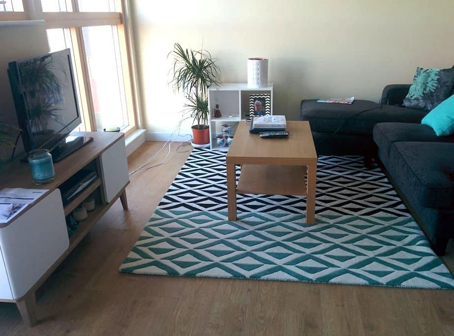 1 bed new build flat - Londen - Appartement